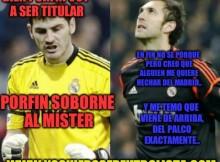 Casillas Titular Solo En La Supercopa O Siempre?